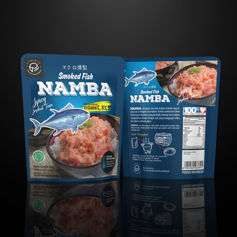 Sribu Packaging Design Desain Kemasan Untuk Produk Ikan A