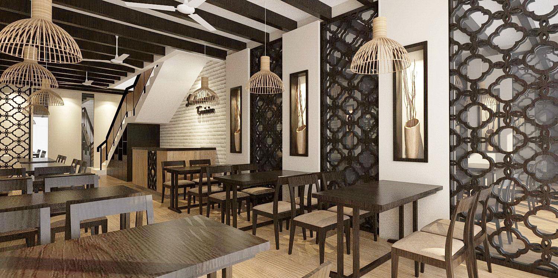 Jasa Desain Interior Untuk Restoran Makanan Indonesia
