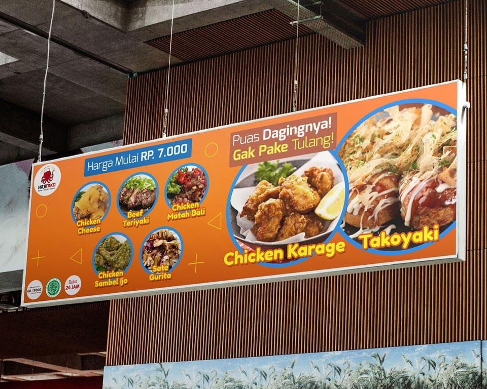 15+ Best New Banner Makanan Dan Minuman