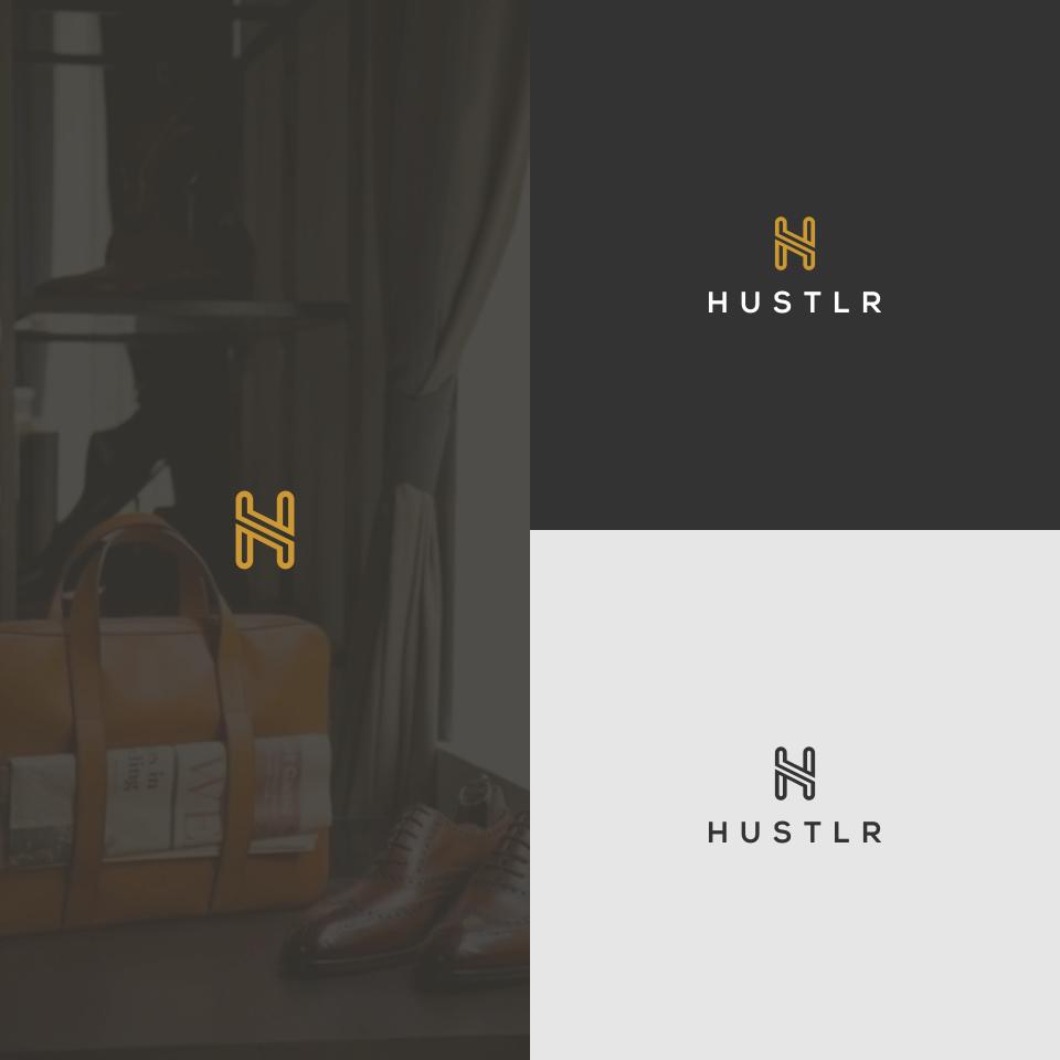jasa desain logo clothing hustlr