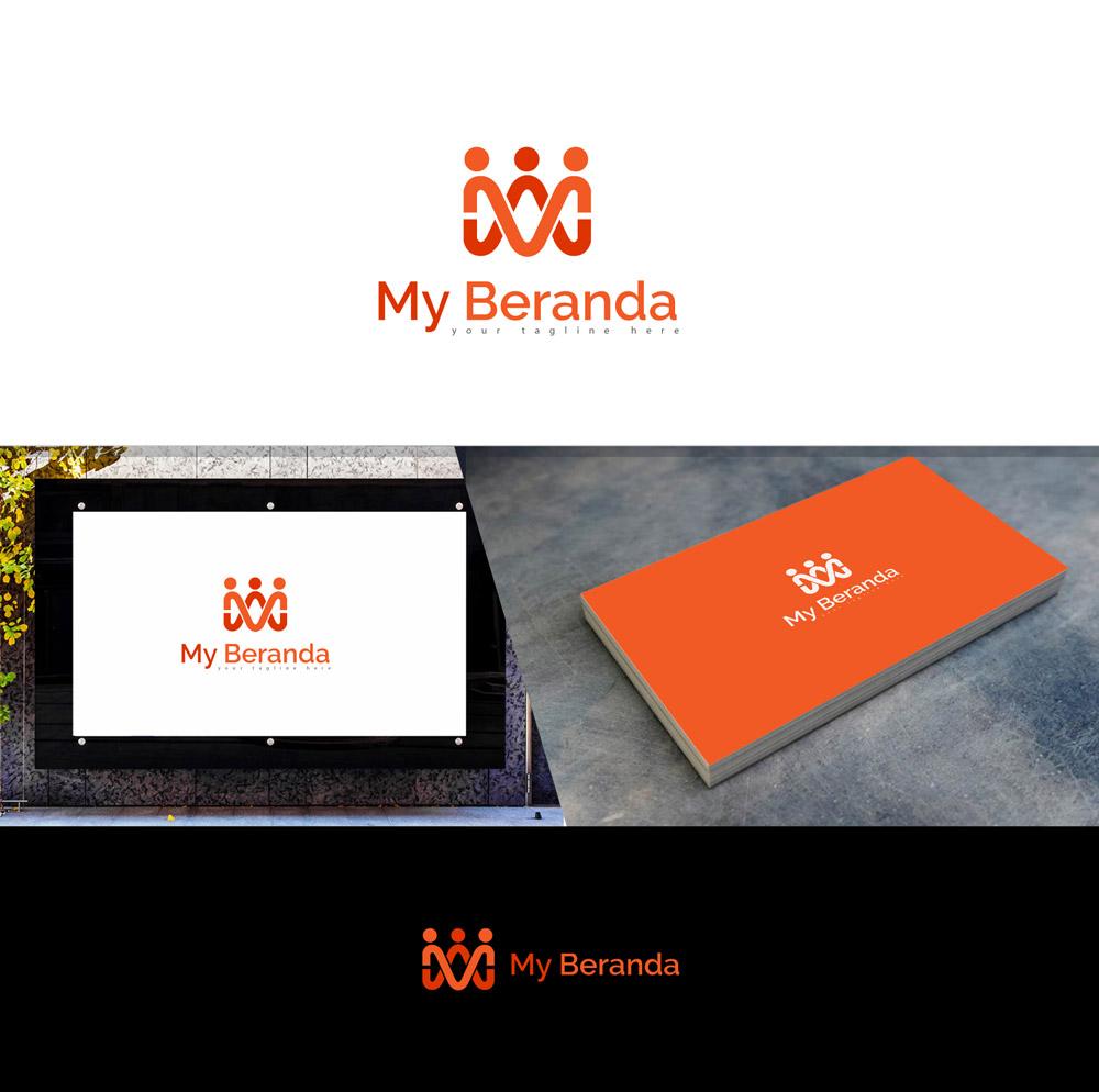 Desain Logo dan Stationary untuk Perusahaan Berbasis Teknologi