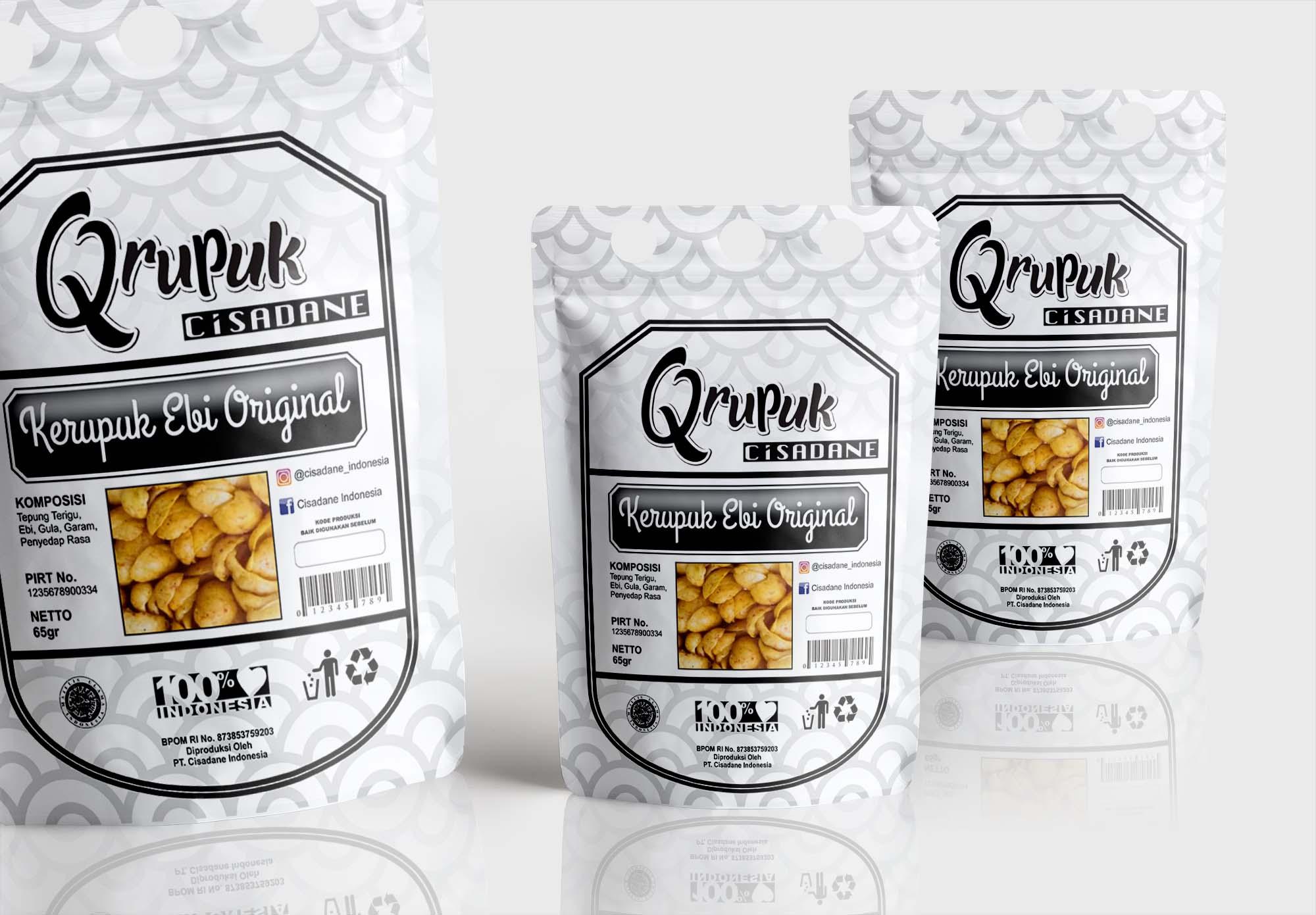 Jasa Desain Produk Kemasan Makanan Berkualitas Sribu