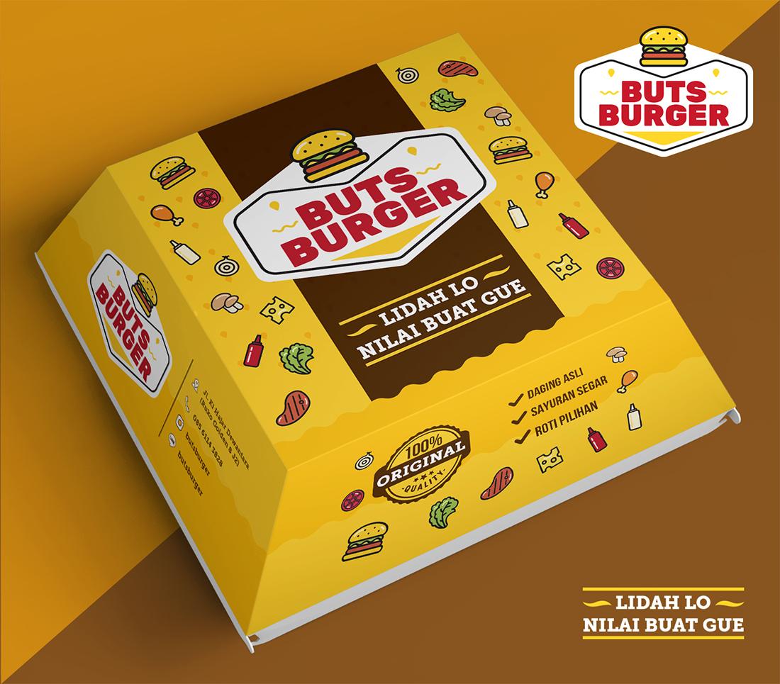 Desain Produk Burger