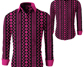 desain seragam batik umrah