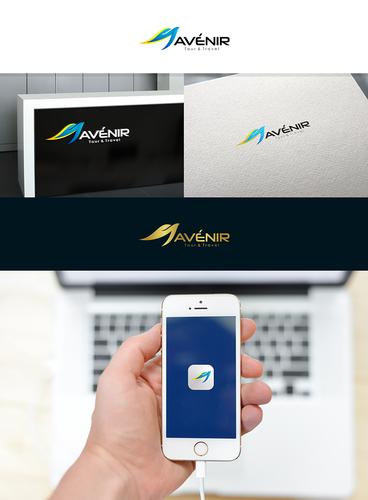 jasa desain logo travel