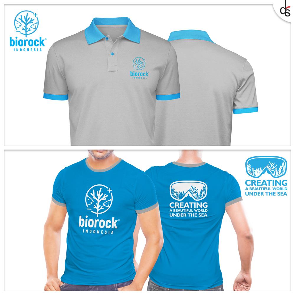 Sribu Office Uniform Clothing Design Desain Polo Shirt Da