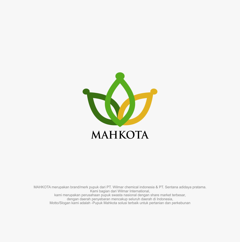 Gallery Design Logo Untuk Pupuk Mahkota