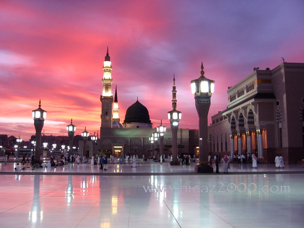 Madinah sunset