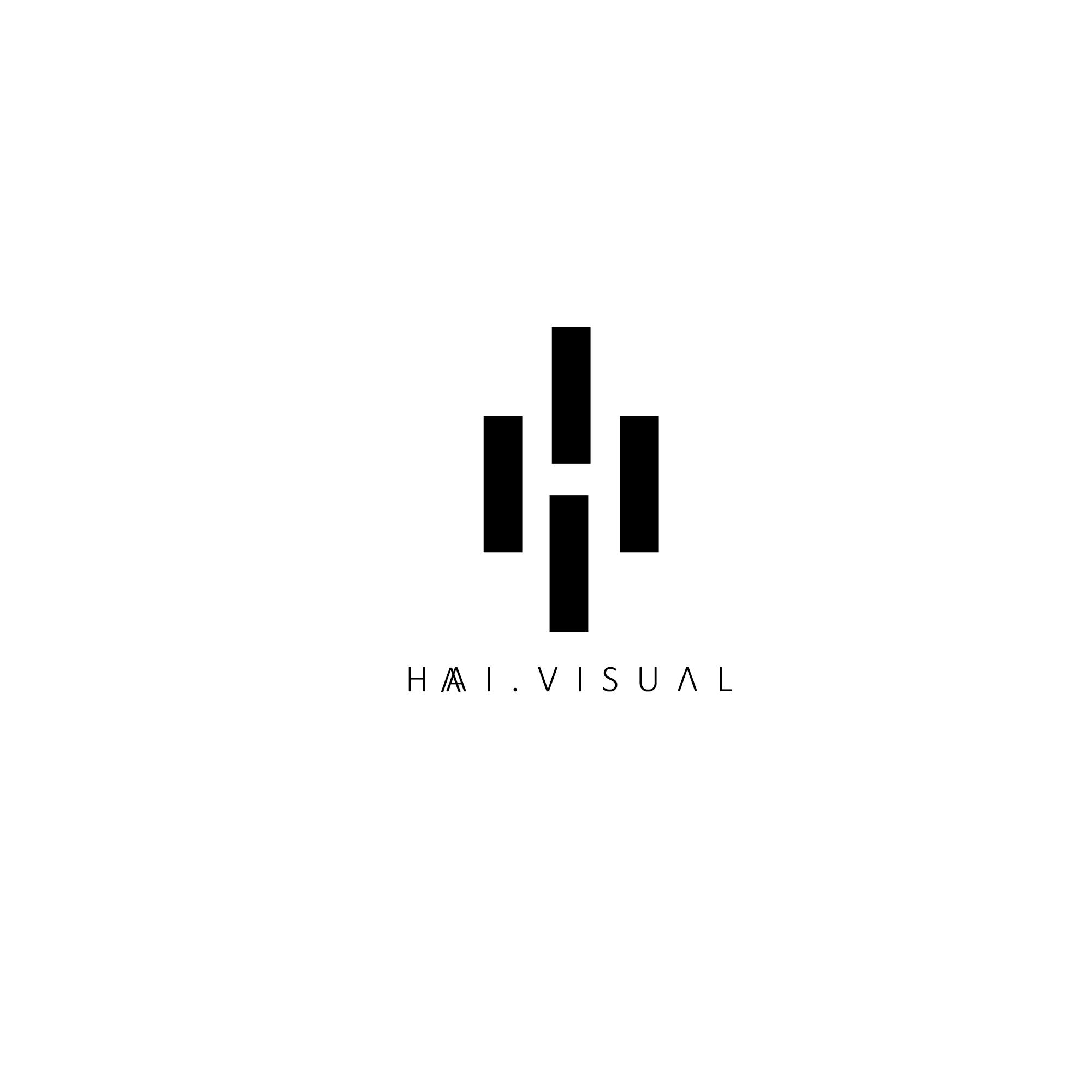 Logo hai 1 tulisan