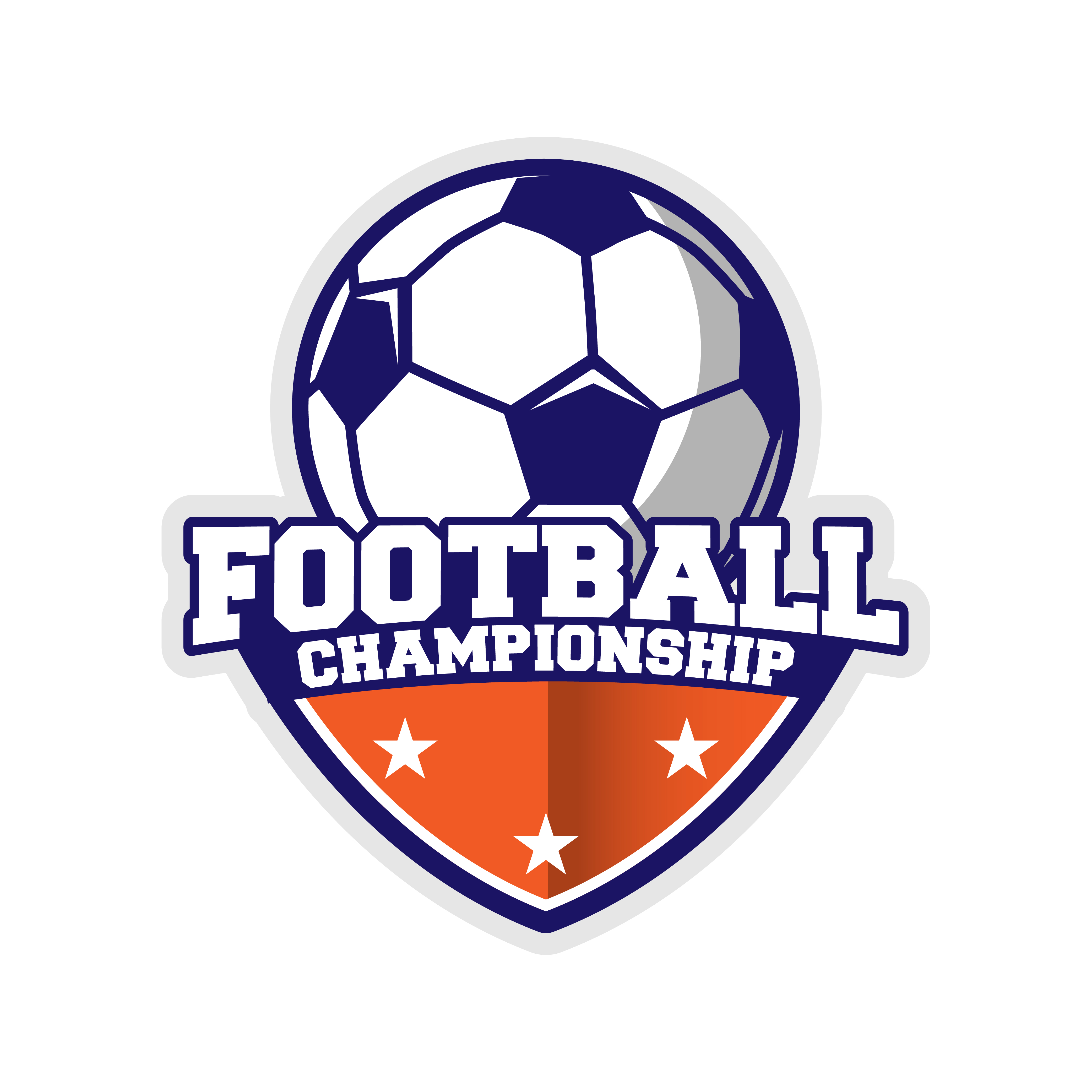 1082 footbal championship logo 07