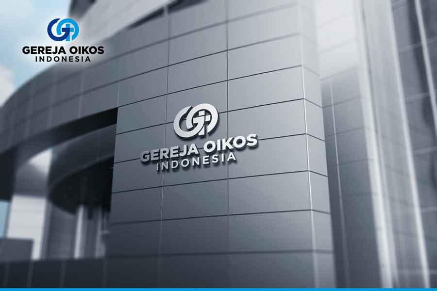 Desain Logo Gereja Oikos Indonesia