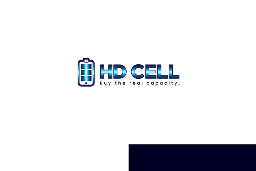 Desain Logo HD Cell