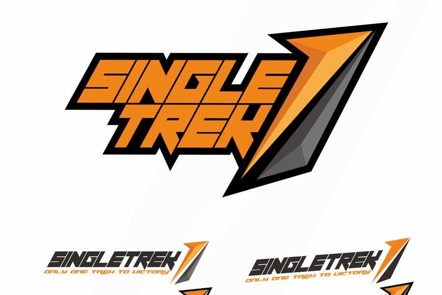 Desain Logo Untuk Pakaian Olahraga