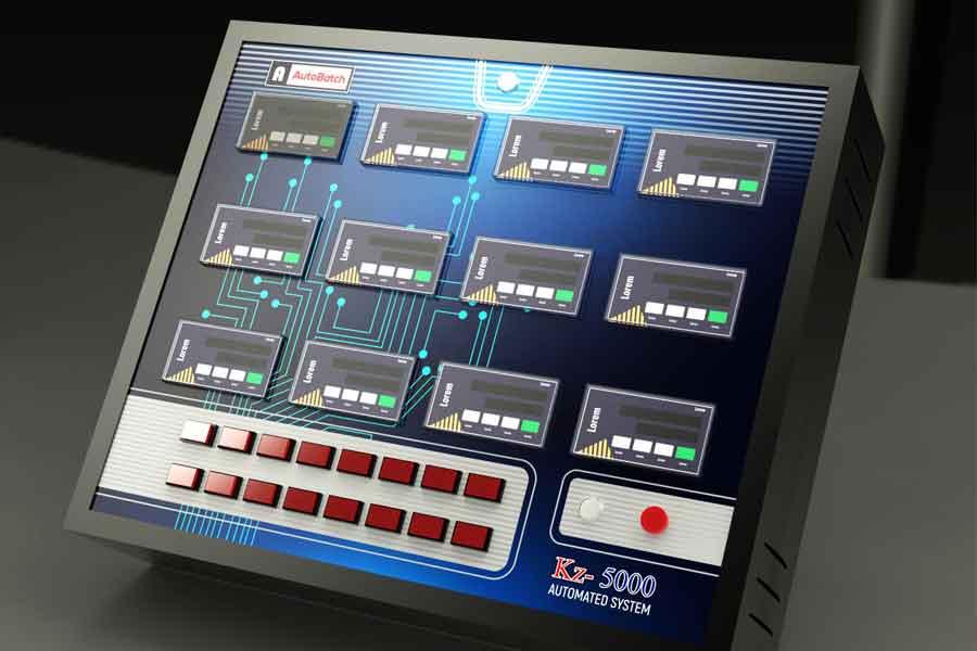 Jasa Desain Produk  untuk Cover Mesin Control System