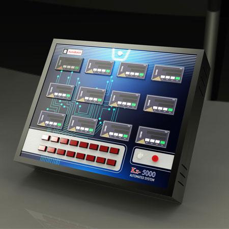 Desain Produk untuk Cover Mesin Control System